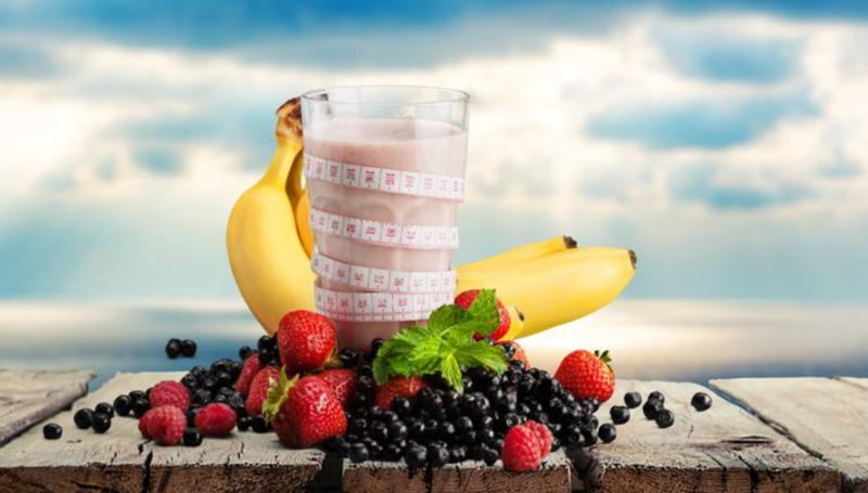 gå ner i vikt med måltidsersättning