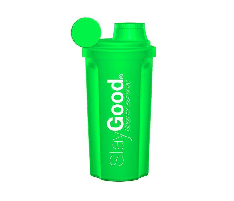 shaker green