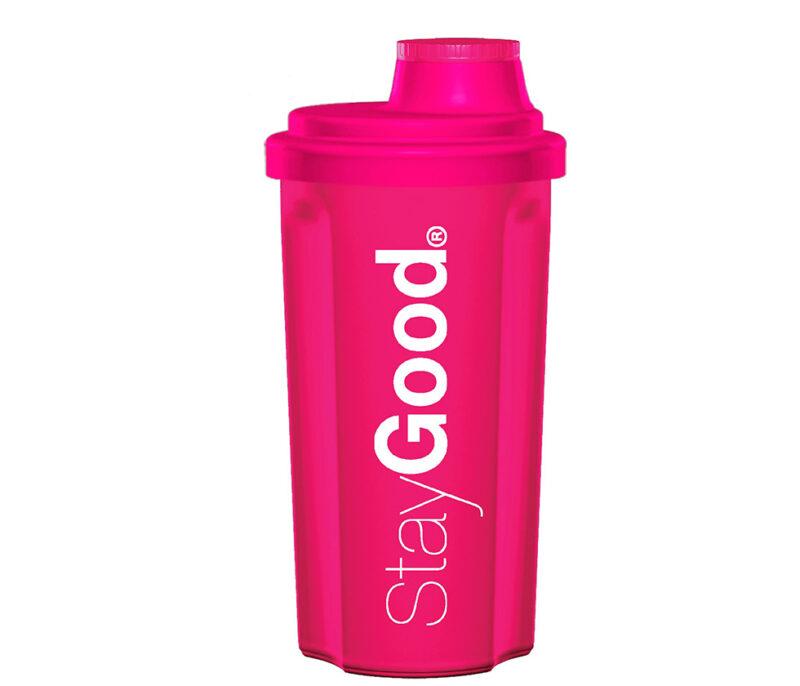 shaker pink rosa proteinshaker